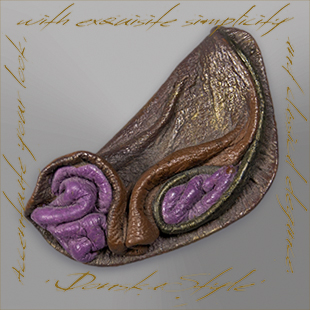 purplish-brown-brooch